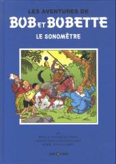 Bob et Bobette (Collection classique bleue) -9- Le sonomètre