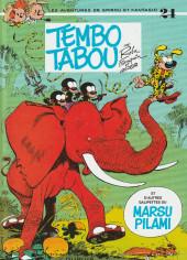 Spirou et Fantasio -24b2014- Tembo Tabou