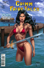 Grimm Fairy Tales: Swimsuit Special -2019- 2019 Swimm Suit Special