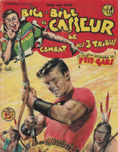 Big Bill le casseur -62- Le Combat des 3 Tribus