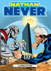 Nathan Never (Editions Swikie) -2- Le monolithe noir