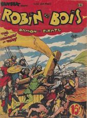 Robin des bois (Pierre Mouchot) -4- Damon le pirate