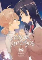 Bloom into you -8- Tome 8