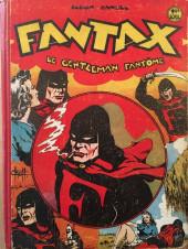 Fantax (1re série) -Rec 01- Recueil 1 (du N°3 au N°17)