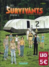 Survivants - Anomalies quantiques -1ES2020- Épisode 1