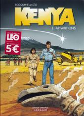 Kenya -1ES2020- Apparitions