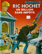 Ric Hochet -56a2001- Un million sans impôts