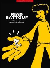 (AUT) Sattouf - 100 dessins pour la liberté de la presse