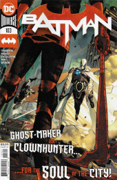 Batman Vol.3 (DC Comics - 2016) -103- Ghost Stories, Part Two