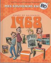 Mes souvenirs en BD -29- Année de naissance 1968