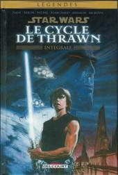 Star Wars - le cycle de Thrawn (Delcourt) -INTa19- Le cycle de Thrawn