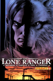 Lone Ranger Vol.1 (The) (Dynamite - 2006) -11- Issue # 11