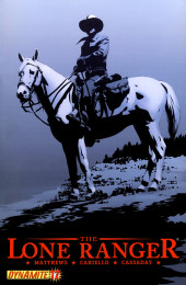 Lone Ranger Vol.1 (The) (Dynamite - 2006) -17- Issue # 17