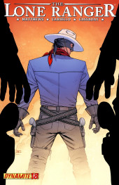Lone Ranger Vol.1 (The) (Dynamite - 2006) -18- Issue # 18