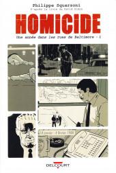 Homicide - Une année dans les rues de Baltimore -1a2018- 18 janvier - 4 février 1988