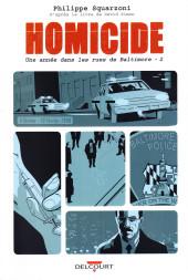 Homicide - Une année dans les rues de Baltimore -2a2018- 4 février - 10 février 1988