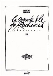 Manuscrits -3- La grande île des Rocheuses