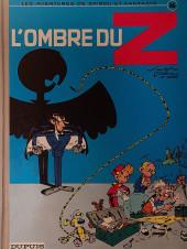 Spirou et Fantasio -16b1993- L'ombre du z