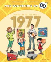 Mes souvenirs en BD -38- Année de naissance 1977