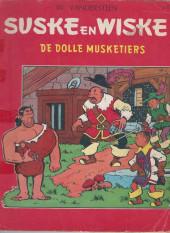 Suske en Wiske -18- DE DOLLE MUSKETIERS
