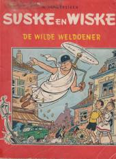 Suske en Wiske -44- DE WILDE WELDOENER