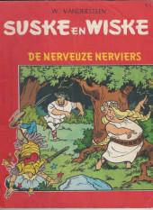 Suske en Wiske -51- DE NERVEUZE NERVIERS
