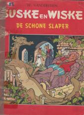 Suske en Wiske -57- DE SCHONE SLAPER