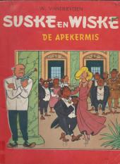 Suske en Wiske -61- DE APEKERMIS