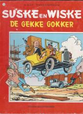 Suske en Wiske -135- DE GEKKE GOKKER