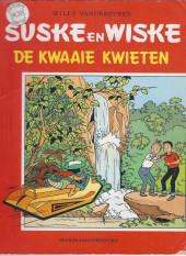Suske en Wiske -209- DE KWAAIE KWIETEN