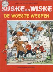 Suske en Wiske -211- DE WOESTE WESPEN