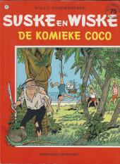 Suske en Wiske -217- DE KOMIEKE COCO