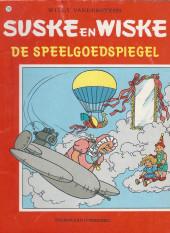 Suske en Wiske -219- DE SPEELGOEDSPIEGEL