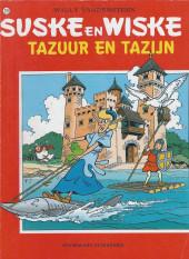 Suske en Wiske -229- TAZUUR EN TAZIJN