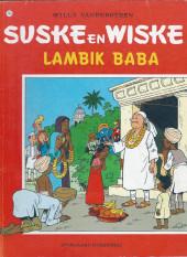 Suske en Wiske -230- LAMBIK BABA
