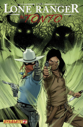 Lone Ranger & Tonto (The) (Dynamite - 2008) -2- Issue # 2