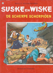 Suske en Wiske -231- DE SCHERPE SCHORPIOEN