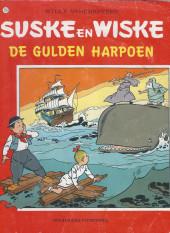 Suske en Wiske -236- DE GULDEN HARPOEN
