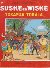 Suske en Wiske -242- TOKAPUA TORAJA