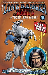 Lone Ranger & Tonto (The) (Dynamite - 2008) -3- Issue # 3