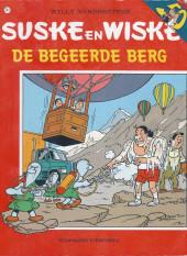 Suske en Wiske -244- DE BEGEERDE BERG
