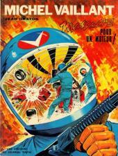 Michel Vaillant -21- Massacre pour un moteur!