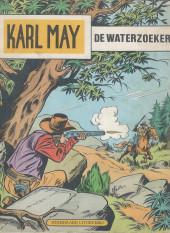 KARL MAY -37- DE WATERZOEKER