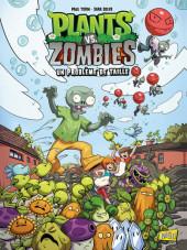 Plants vs. Zombies -14- Tome 14