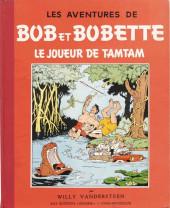 Bob et Bobette -10'- Le joueur de Tam-Tam
