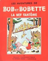 Bob et Bobette -9- La Nef fantôme