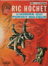 Ric Hochet -20a1981- L'homme qui portait malheur