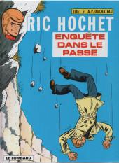 Ric Hochet -18f1998- Enquête dans le passé