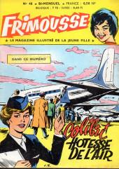 Frimousse -48- Colibri hôtesse de l'air