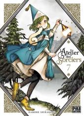 L'atelier des sorciers -7- Volume 7